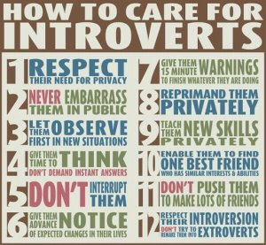 Introvert Poster