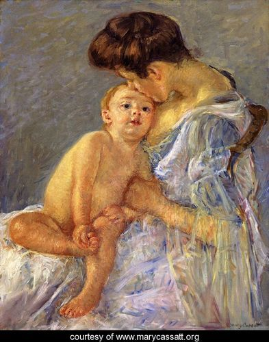 Motherhood Mary Cassatt