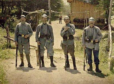 French Army New Uniforms
