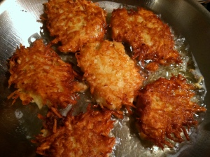 turned-latkes