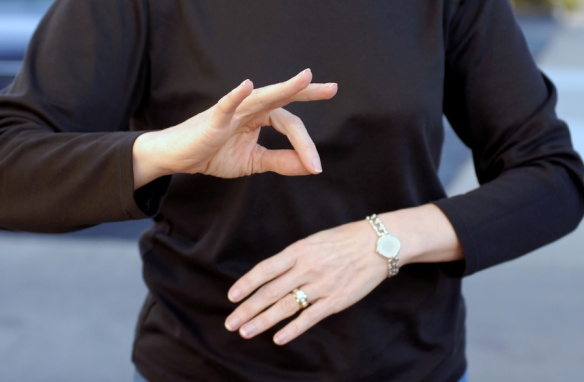 Sign Language for French