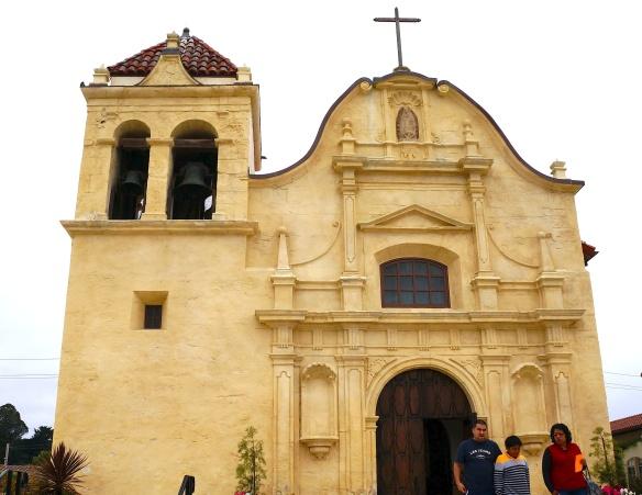 San Carlos Cathedral Presidio
